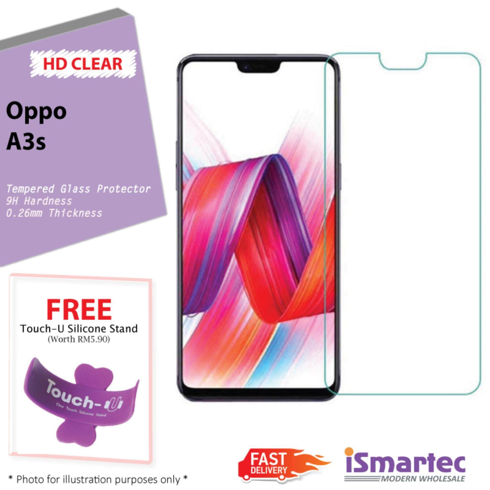 Oppo Screen Protectors Price In Malaysia Best My User Tempered Glass F1 Plus Clear For A3s Free Touch U