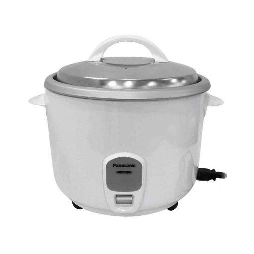 Panasonic Sr-E10a Conventional Rice Cooker 1.0l By Lazada Retail Tech-Mall.