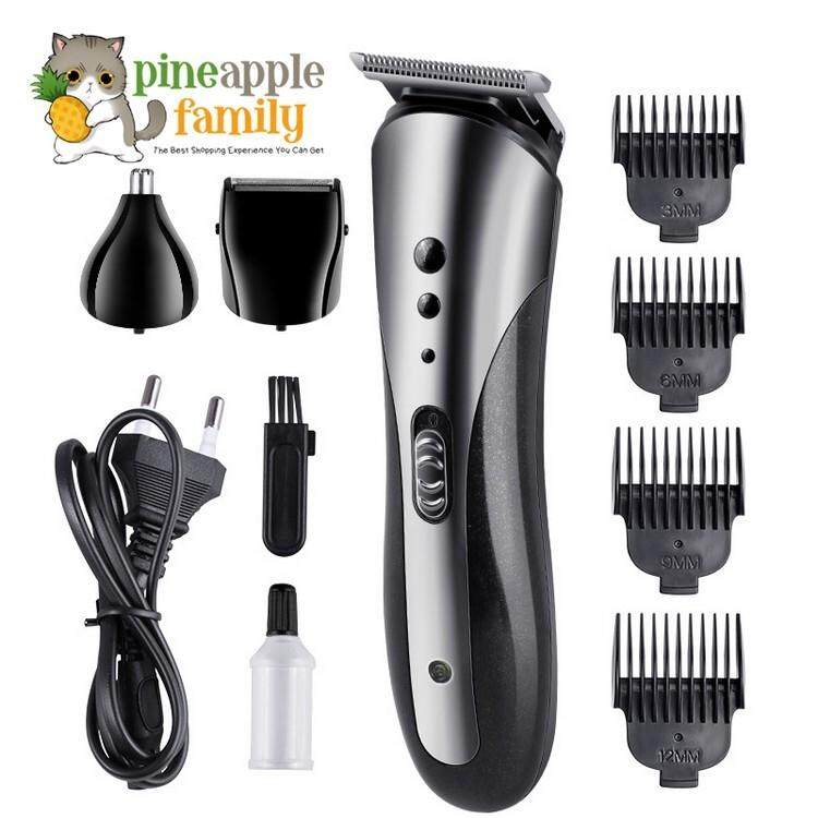 Kylo Professional Electric Hair Clipper Rechargeable Hair Trimmer Hair  Cutting Kit for Children and Adults 1e87ab98b4