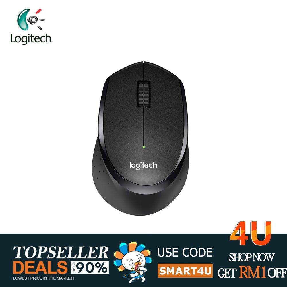 [Ready Stock] M330 Wireless Mouse Gaming 1000DPI  Mute Mice Malaysia