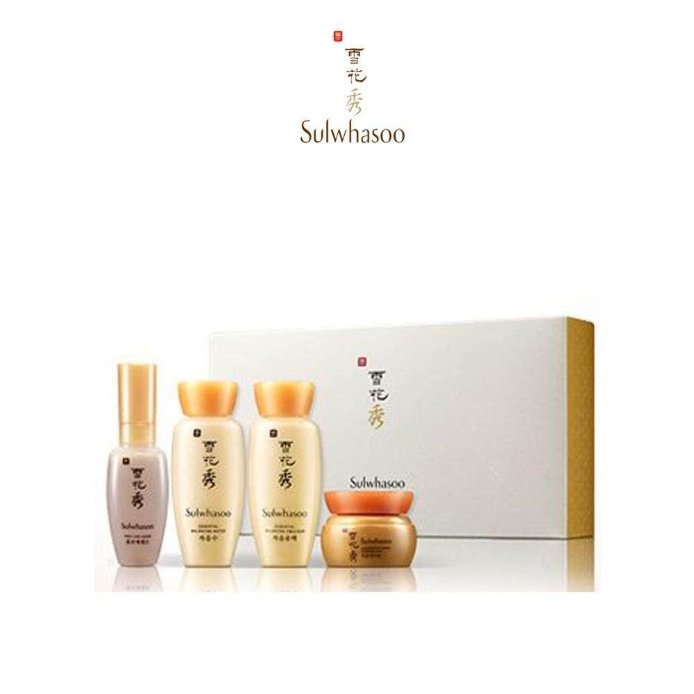 Sulwhasoo Products For The Best Price In Malaysia Time Treasure Renovating Cream Ex 60ml Basic Kit 4 Items