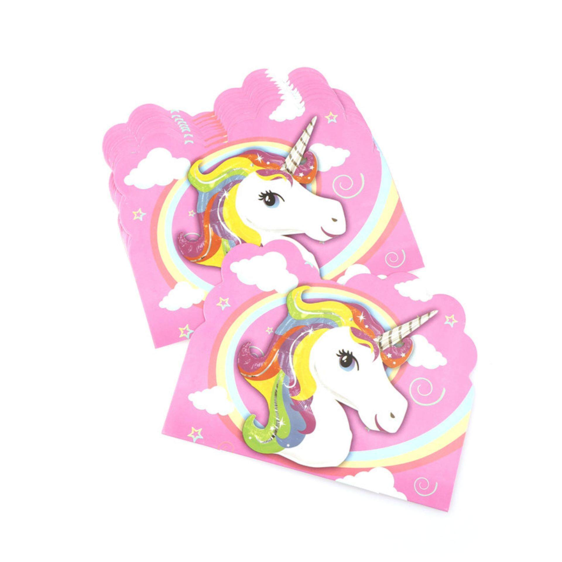 2da1687965 Unicorn Invitations Card Unicorn Cards Birthday Wedding Party Invitations