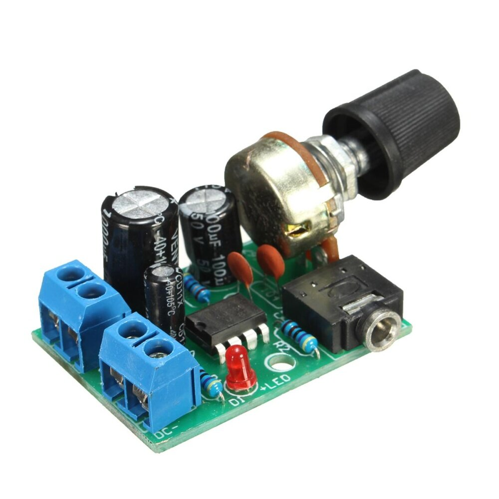 Automotive Amplifiers Buy At Best Price In 1200w Power Amplifier Circuit Sanken Electronic Dc 3v 12v Lm386 Audio Board 5v Mini Amp Module Adjustable Volume
