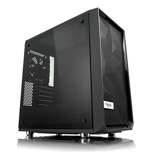 "Fractal Design Meshify C Mini ?€"" Dark TG No Power Supply MicroATX Case Malaysia"