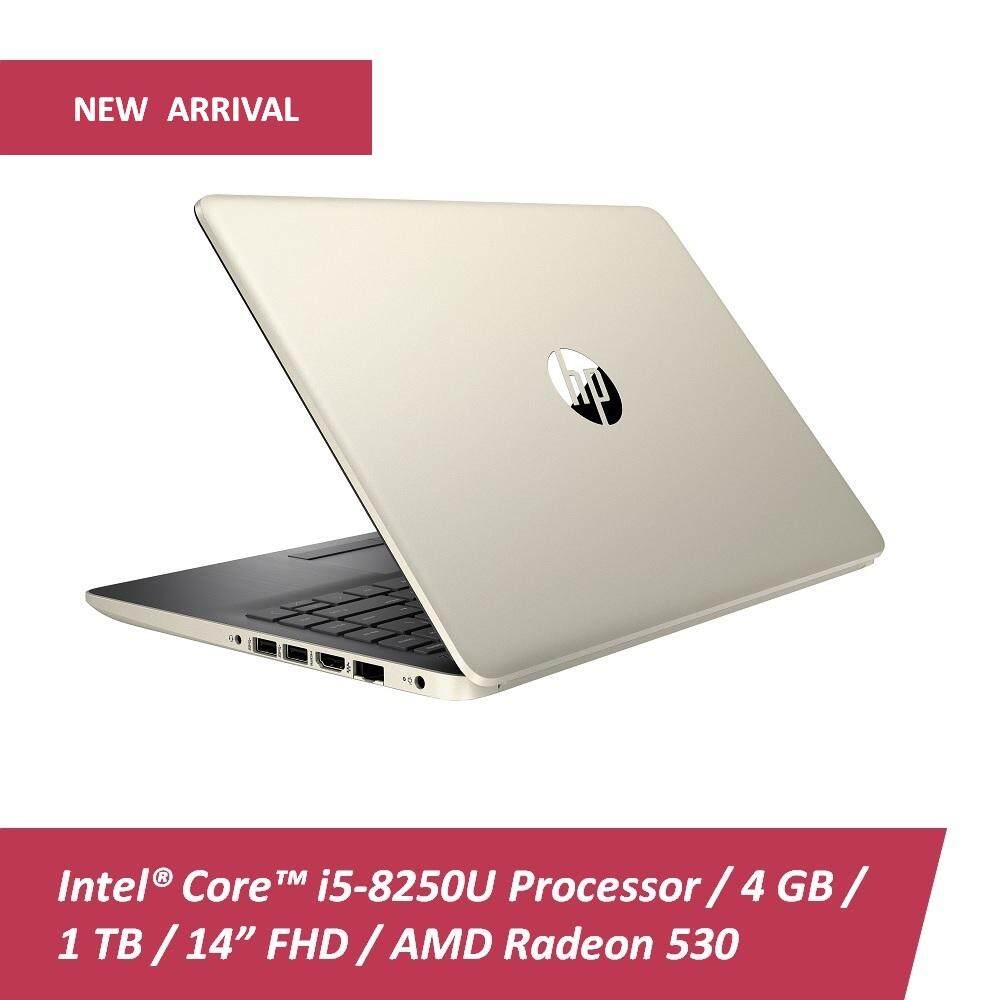 HP 14s-cf0041tx Laptop [FREE Backpack, Wireless Mouse, World Plug Adapter & Delivery] Malaysia