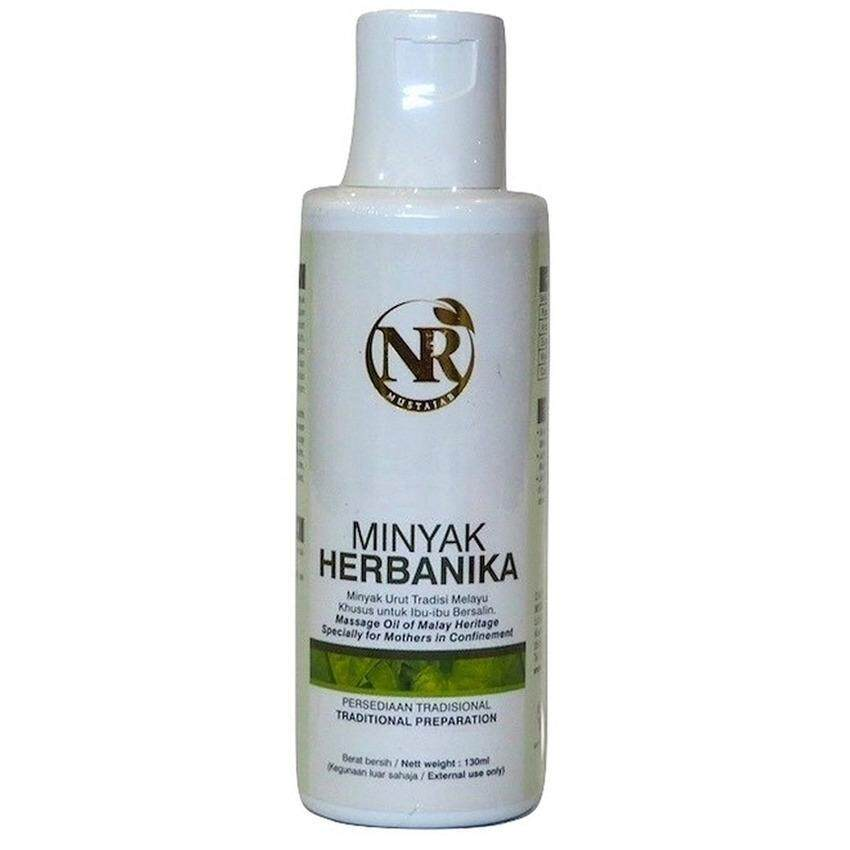 Nona Roguy Minyak Herbanika Nr 130 Ml By Bonda Herbs.