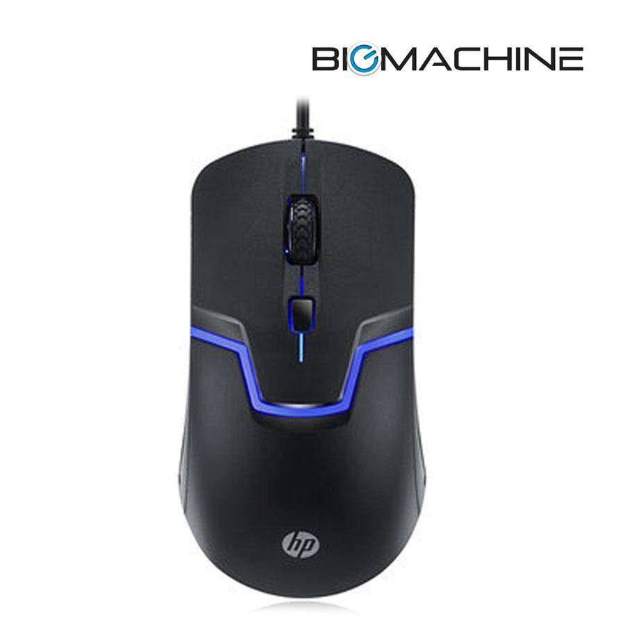 HP M100 Wired Gaming Mouse (Black) Malaysia