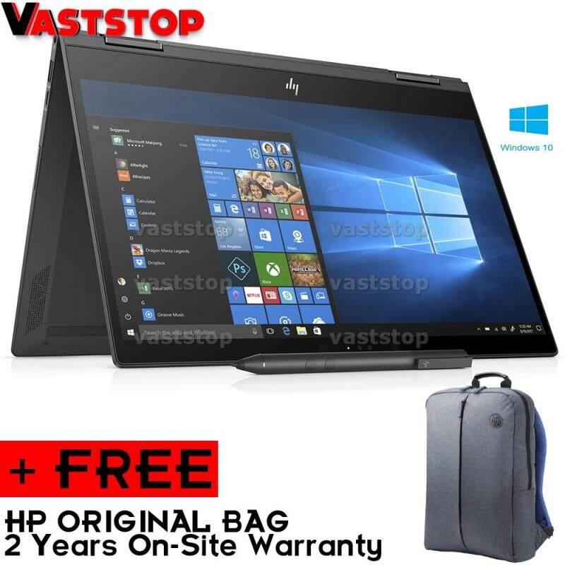 HP ENVY X360 13-Ag0003AU 13.3 FHD IPS Touch Laptop Dark Ash Silver (Ryzen 5 2500U, 8GB, 256GB, ATI, W10H) Malaysia