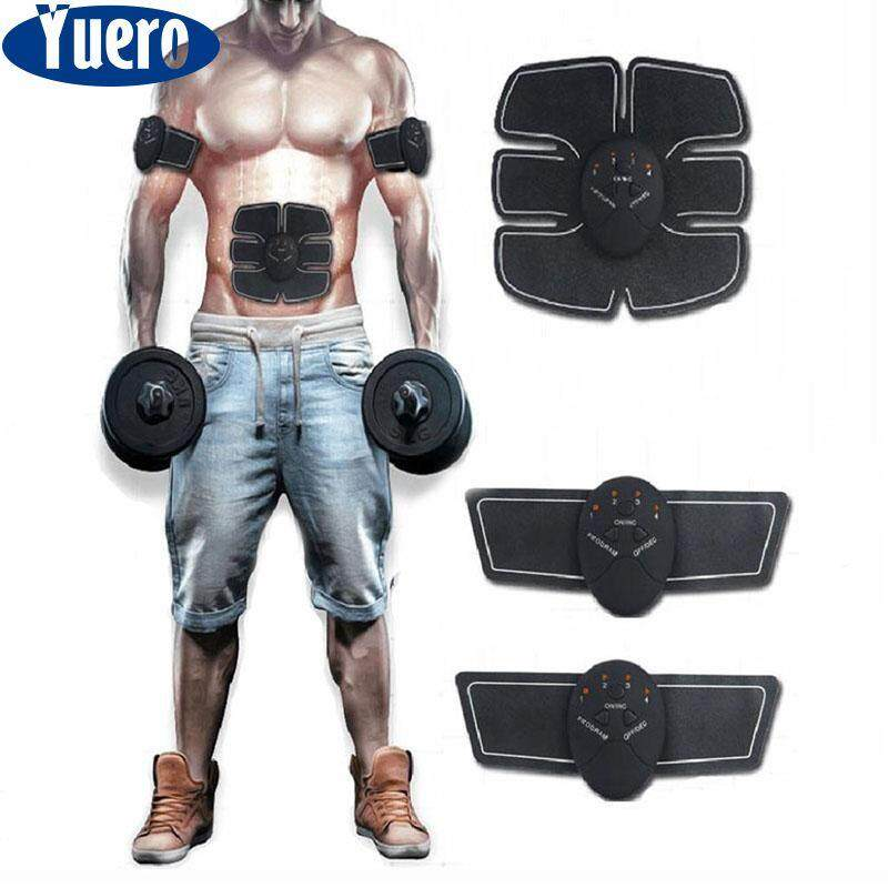 Fitness & Body Building Bright Smart Abdominal Muscle Trainer Sticker Body Muscle Massager Fitness Equipment Stimulator Pad Fitness Gym Abs Arm Sports Stickers