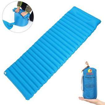 Paling murah Andake 700g Ultralight Sleeping Pad, Ultra-Compact Inflatable Air Sleeping Mat, Thickness for Backpacking, Camping, Hiking, Fishing, ...