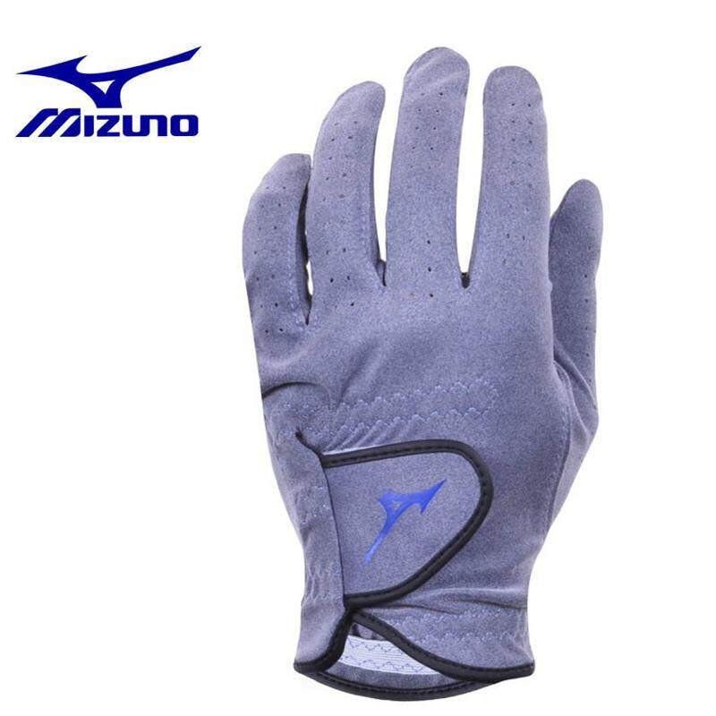 Malaysia. Mizuno TOSHOKU SUEDE GOLF GLOVE 100% Genuine product - MEN Left  Hand (Code  c86b59cba618f