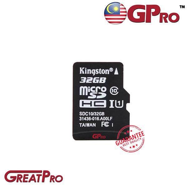 KINGSTON 32GB MICRO SD CARD -GREATPRO