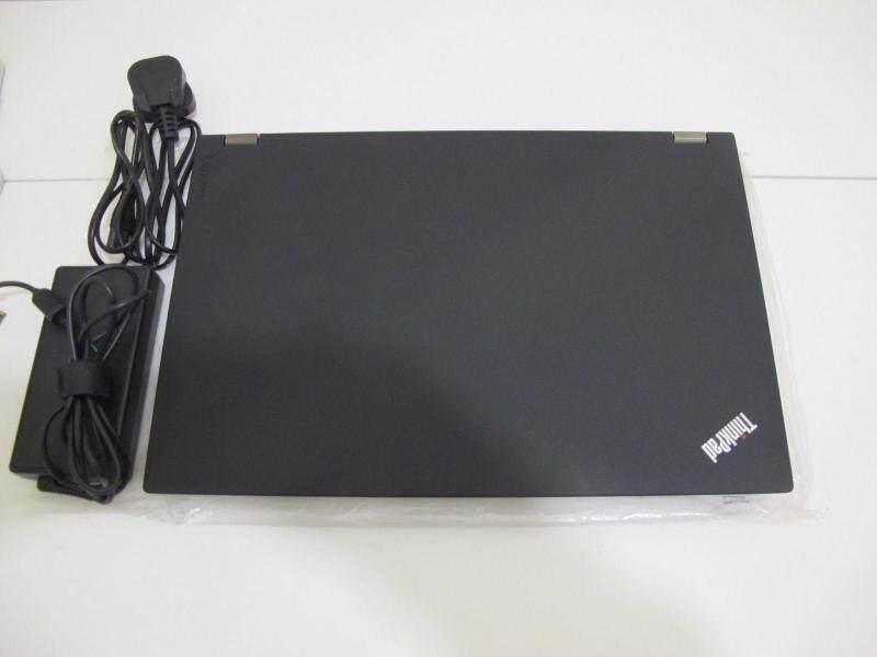 2018 ThinkPad T580 - 8th Gen - i7-8550U -128GB NVMe - 4K UHD (3840x2160) Malaysia