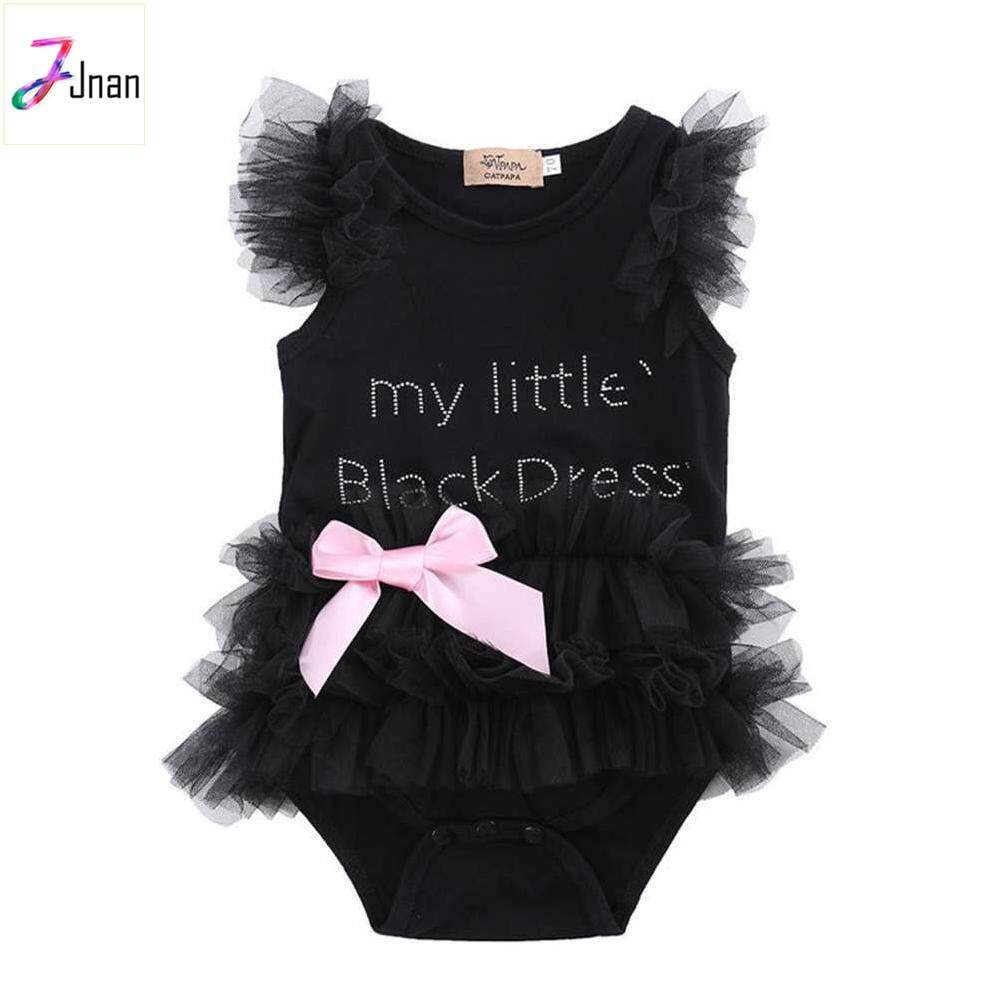 5018b0c11067 Jnan TOP New born Kids Baby Girl Romper Jumpsuit Bodysuit Floral Princess  Dress Lace Romper Tutu