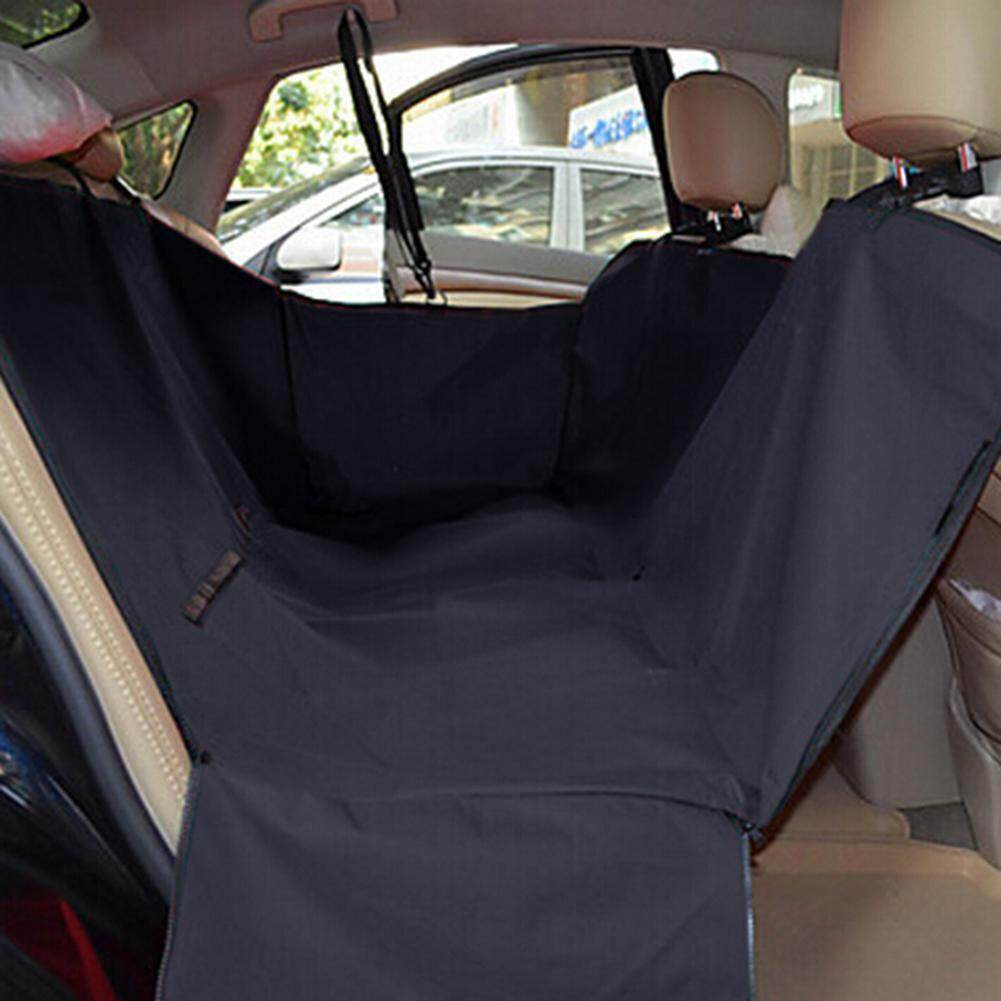 Hiqueen Waterproof Vehicle-Mounted Pet Car Back Seat Mat Soiling Resistant Cushion Seat Cover By Hiquuen.