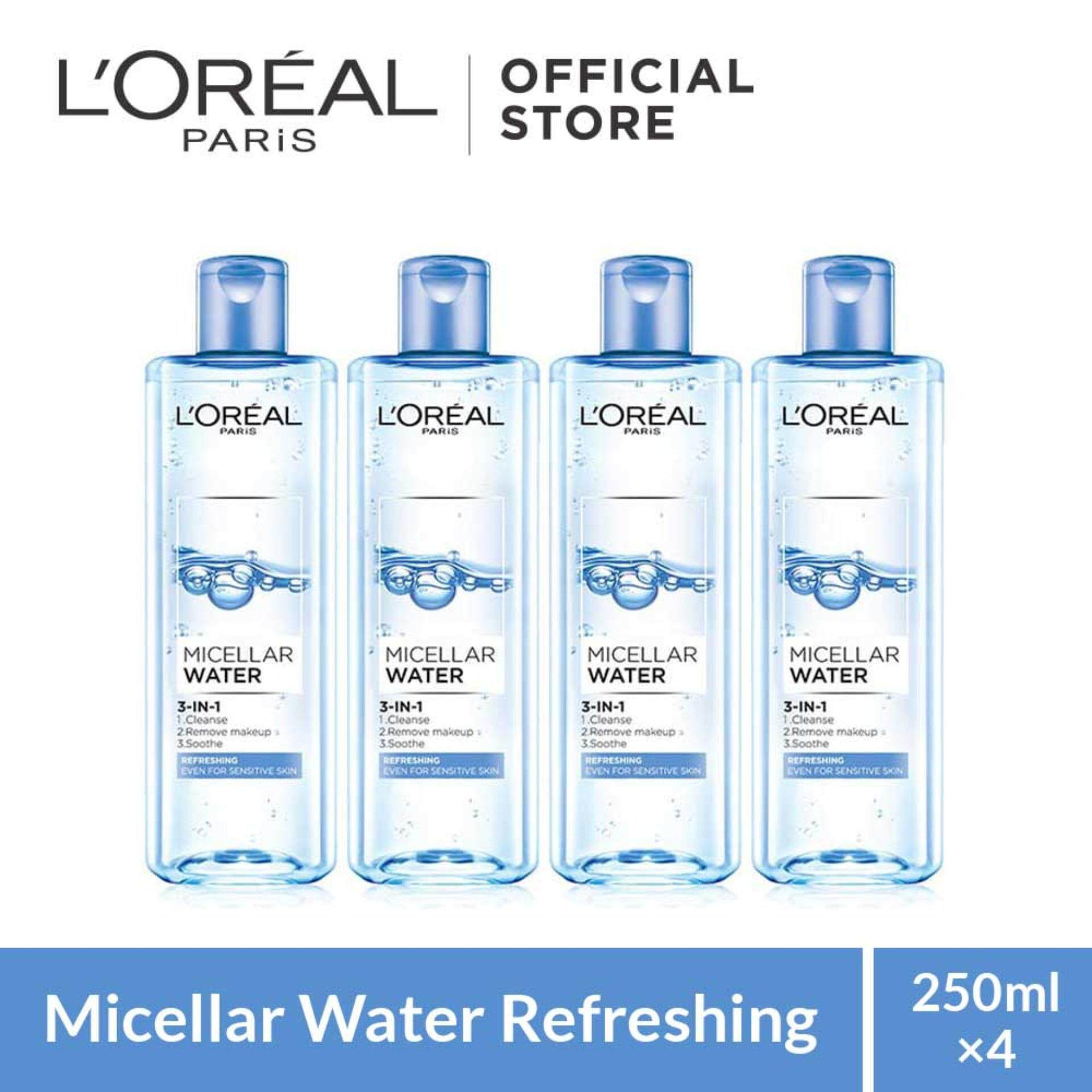Makeup Brush Set Cosmetics With Best Price In Malaysia L Oreal Micellar Water 250ml Blue Loreal Paris Refreshing