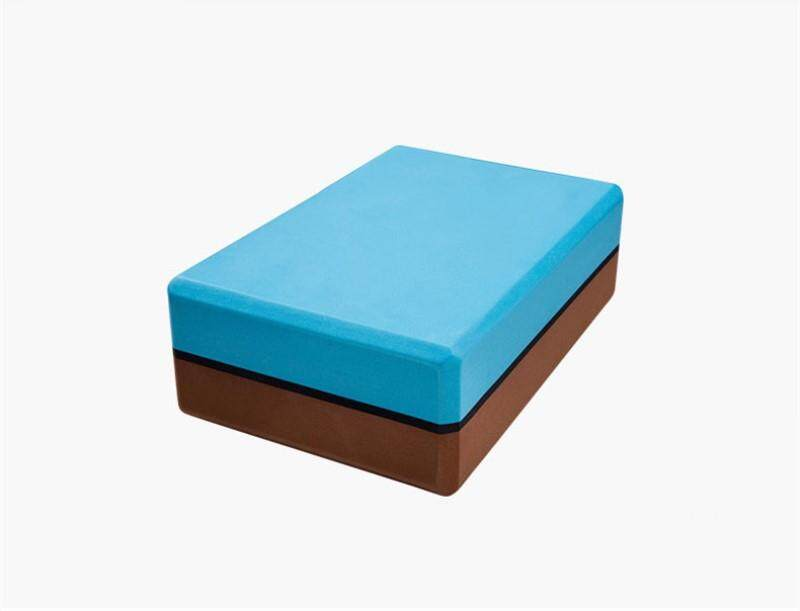 Yoga Blocks High Density Yoga Pilates EVA Foam Block to Support and Deepen Poses Improve Strength and Aid Balance and Flexibility.jpg