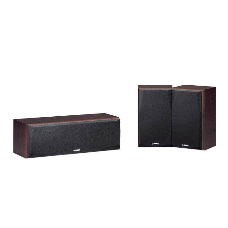 Yamaha Ns-P51 Center & Surround Speaker - Walnut By Slt96.