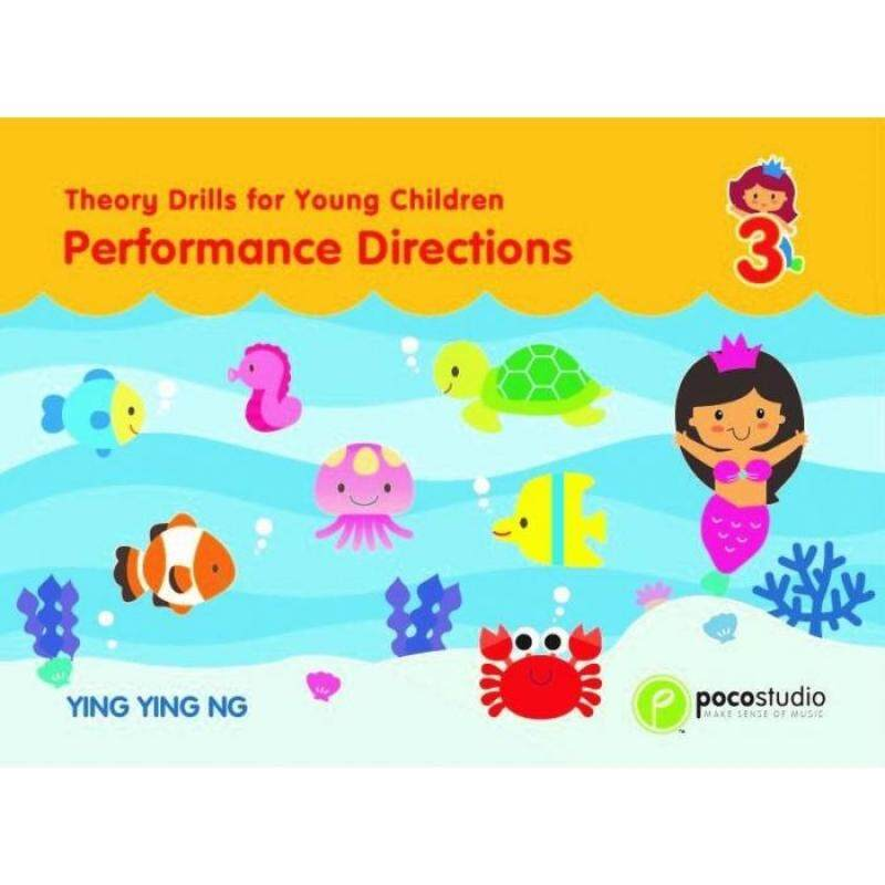 Theory Drills fr Young Children Performance Directions 3 Malaysia