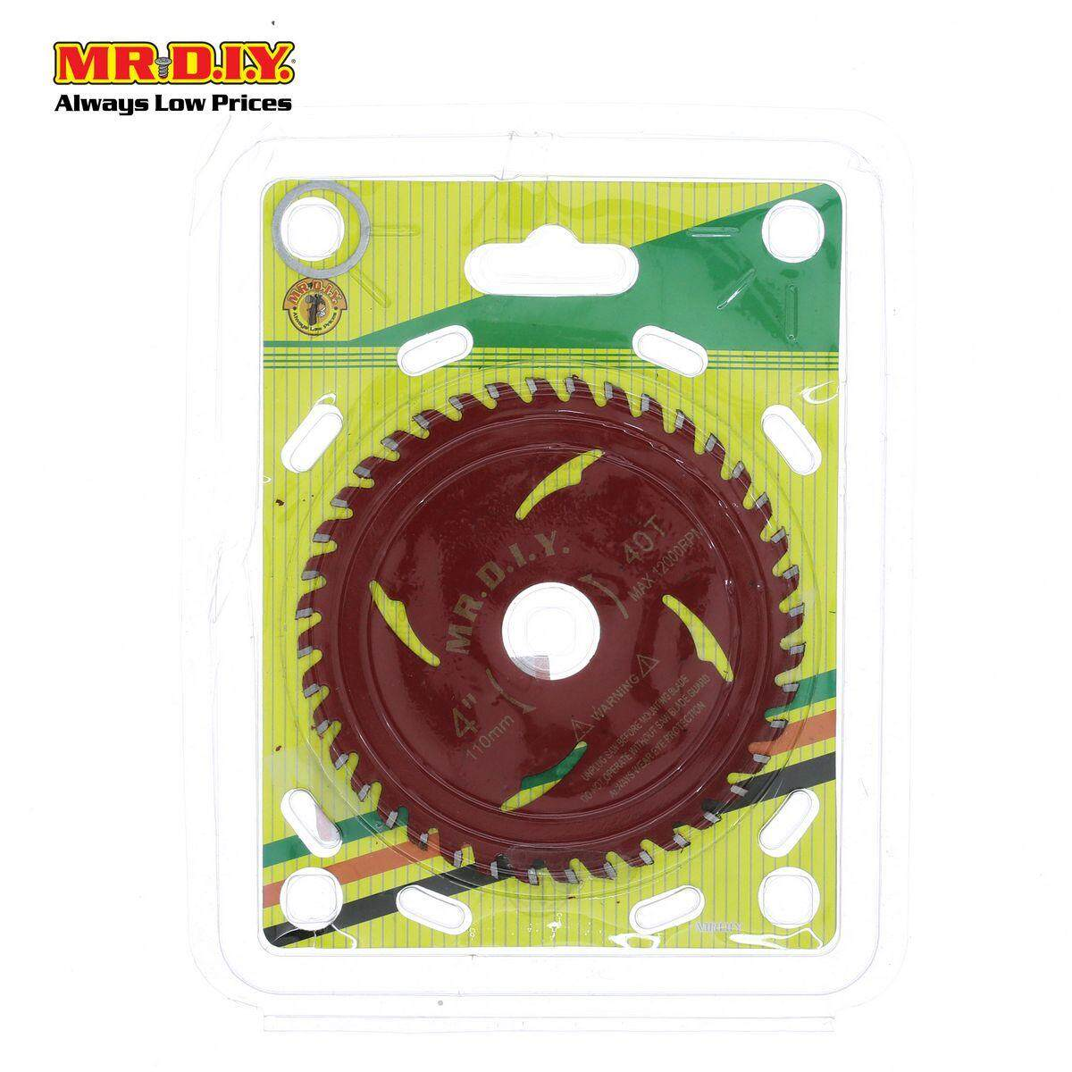 MR.DIY CIRCULAR SAW BLADE