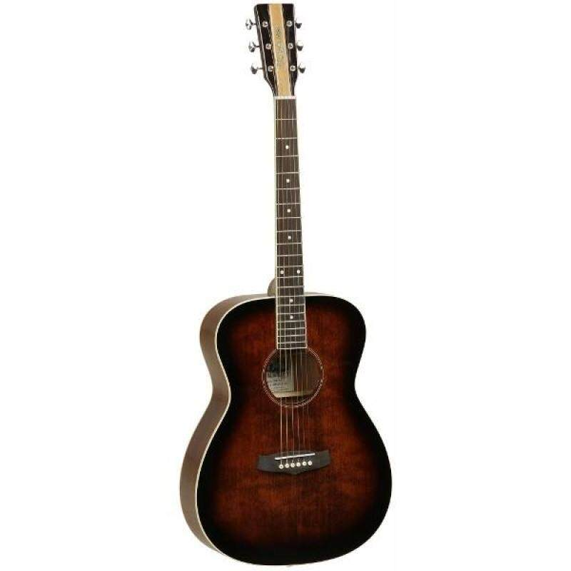 Tanglewood Acoustic Guitar TNF AV Folk Solid Spruce Top Antique Violin Finish Malaysia