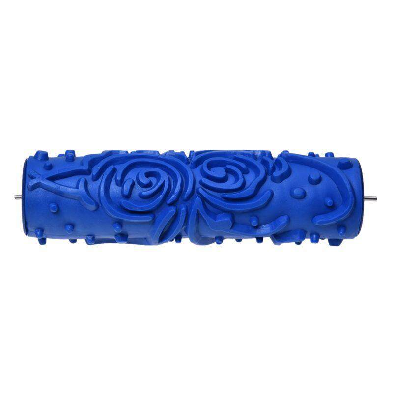 7inches Wall mounted paint rollers Color roll tool for pattern decoration machine 037C