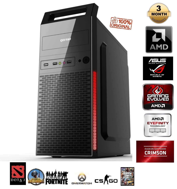 AMDR AthlonR Ll X3 445 TRiPLE Core Processor 310GHz 4GB DDR3