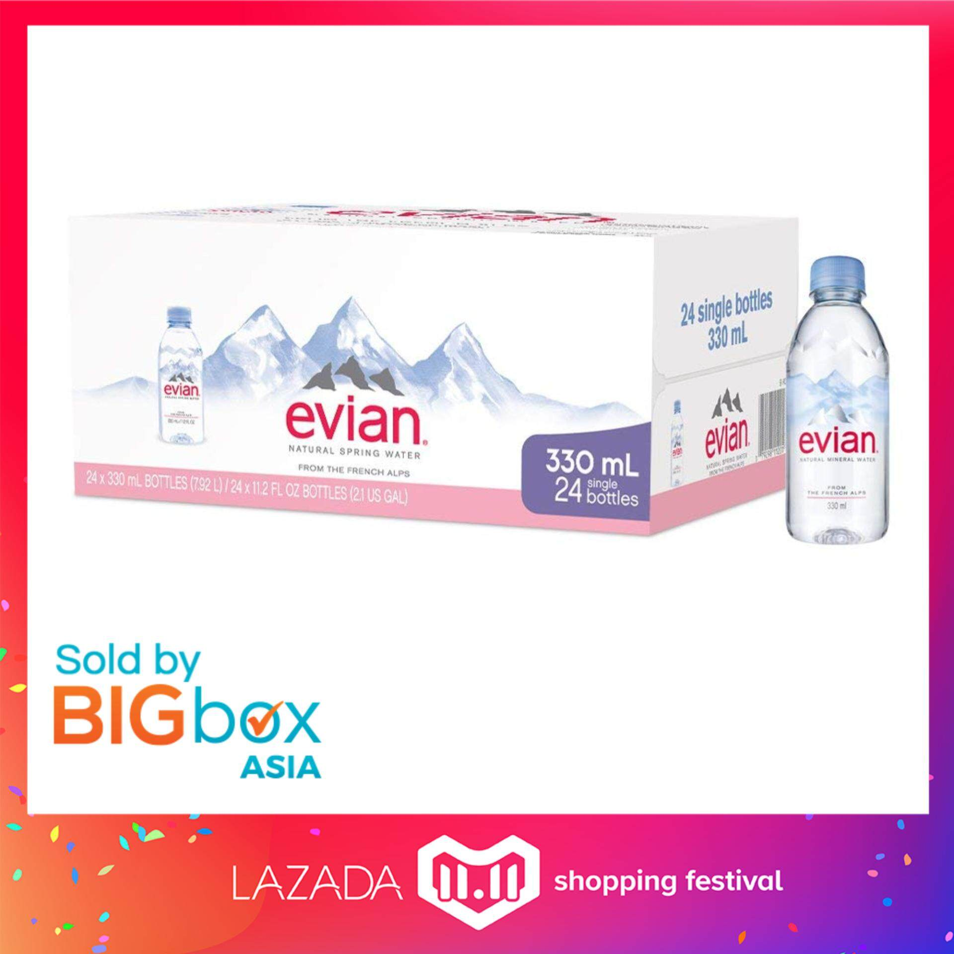 Evian Buy At Best Price In Malaysia Facial Spray 300 Ml Mineral Water Prestige 24 X 330ml 1 Carton France