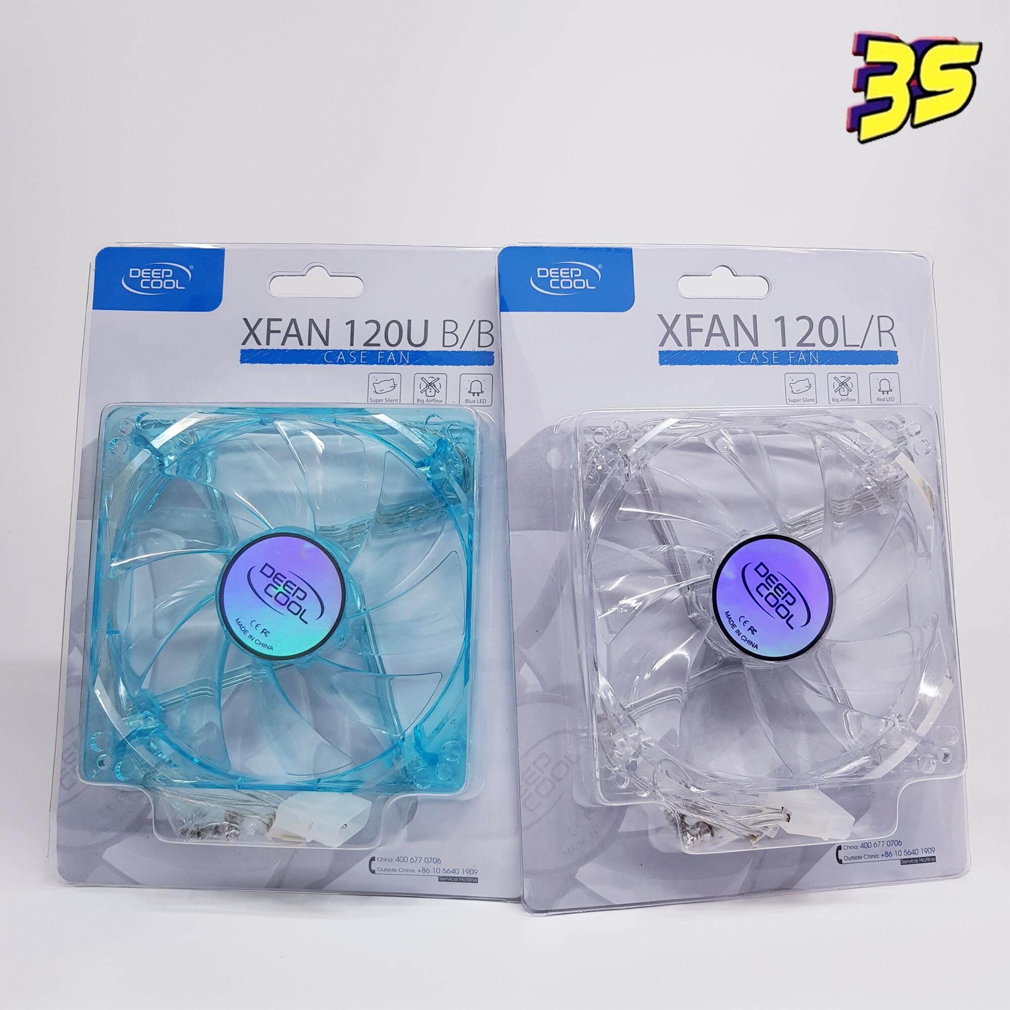 Sell Deepcool Gf140 Case Cheapest Best Quality My Store Xfan 12cm Casing Fan Red Led Dc Xfan80myr16 Myr 37