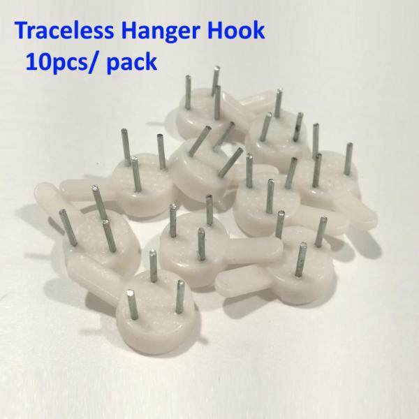 10pcs  Traceless Nail Hanging Hook | Invisible Nail Hanger for Picture Frame