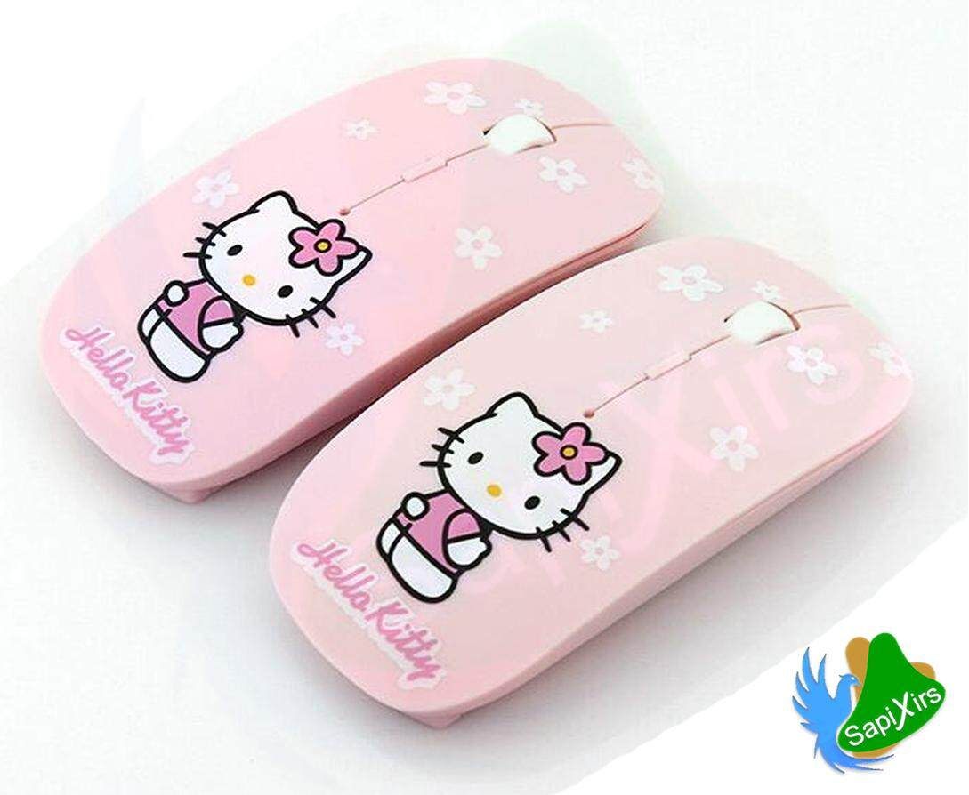 Hello Kitty Bluetooth Mouse (Free Mouse Pad) Malaysia
