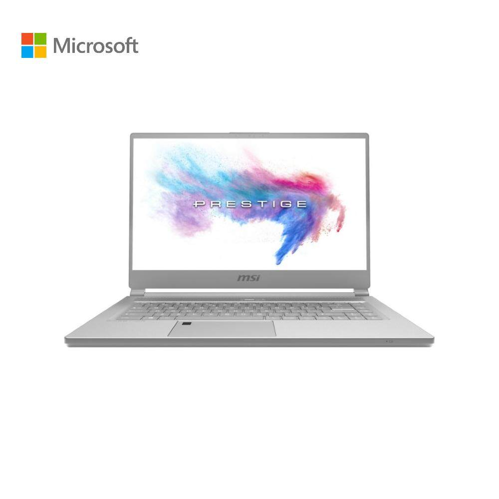 MSI Prestige P65 Creator 8RE-055 Gaming Laptop | i7-8750H | 16GB | 32GB | 15.6 | NVD Geforce GTX 1060 | W10P - Silver Malaysia
