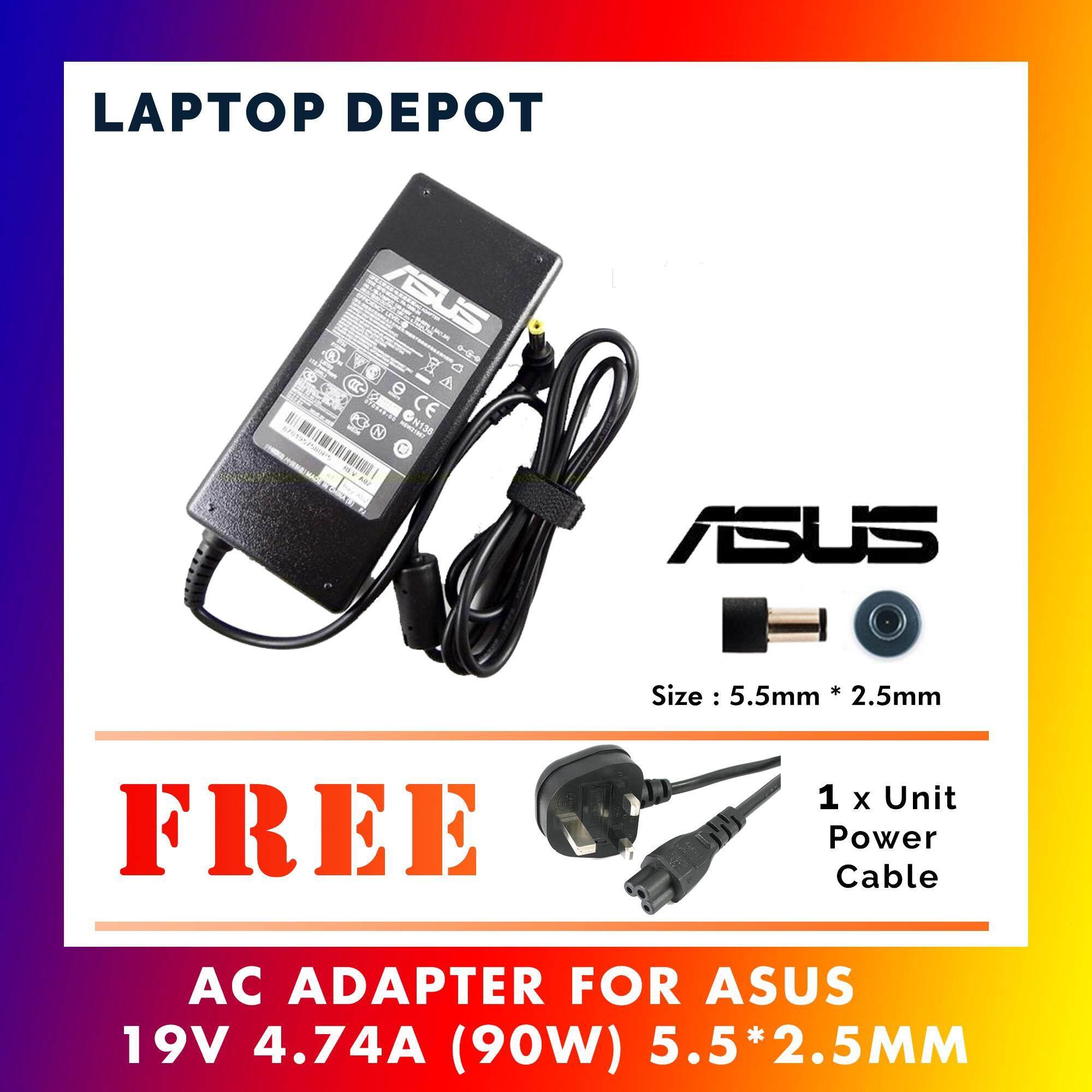Asus N56VB USB Charger Plus 64 Bit