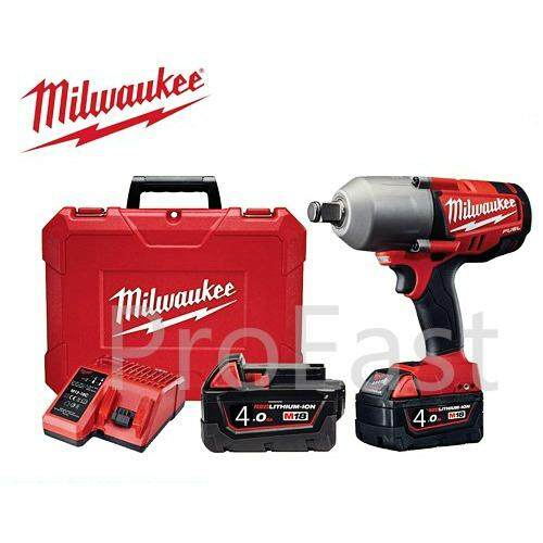 "MILWAUKEE 3/4"" FUEL IMPACT WRENCH (BRUSHLESS) M18 CHIWF34-402C"