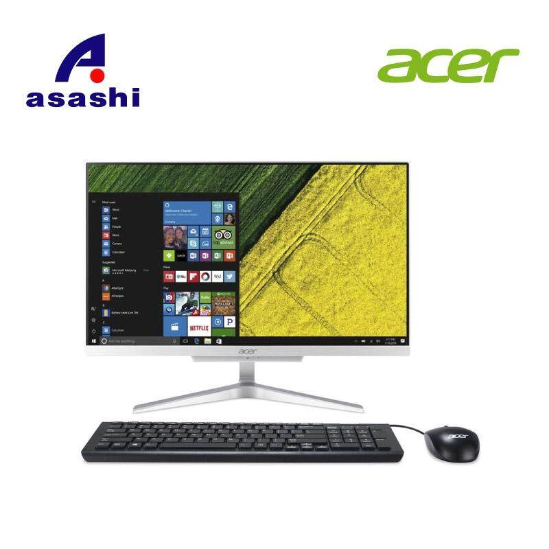 Acer Aspire C22865 8130w10 Aio Desktop Pc