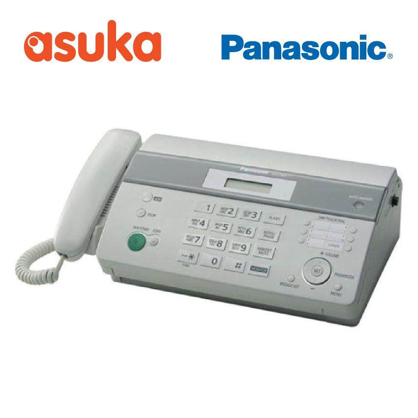 Panasonic Kx-Ft982ml Basic Thermal Paper Fax By Asuka Express.
