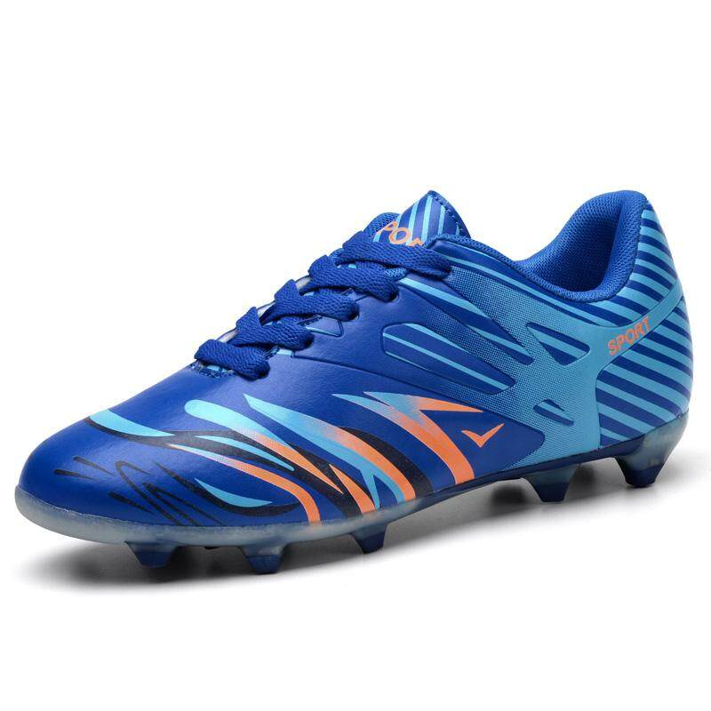 1f385d16842 Men Soccer Shoes Football Boots Waterproof Soccer Cleats Boot Shoes Sports  Shoes Outdoor Indoor Soccer Training