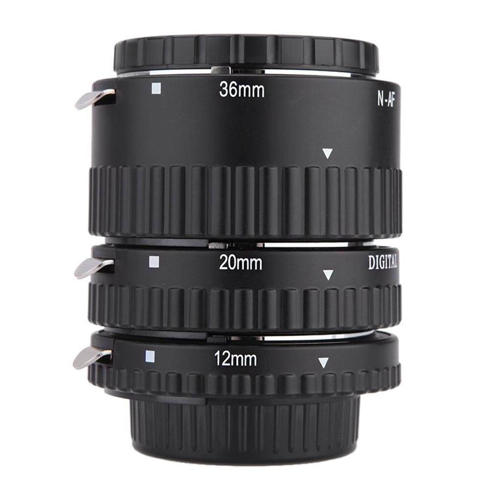 Meike-N-Af1-B Auto Focus Macro Extension Tube Set Ring For Nikon By Sunnny2015.