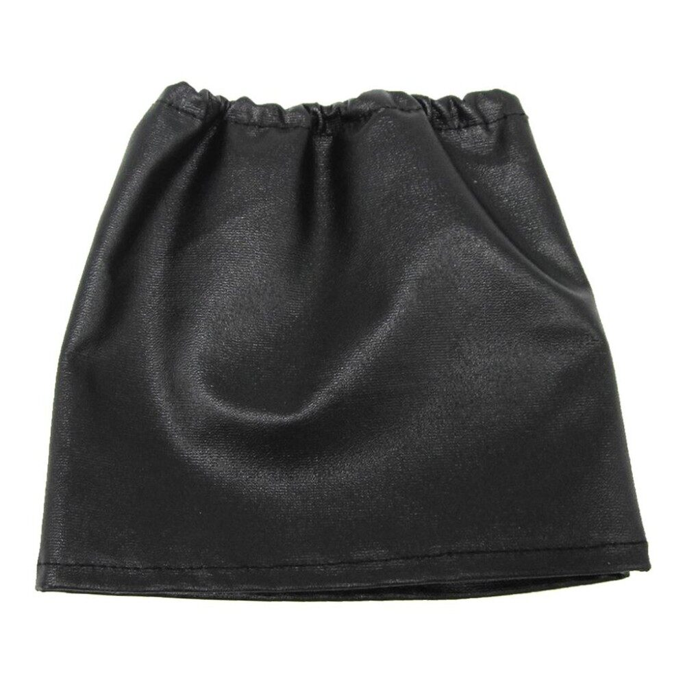 Bolehdeals Pu Leather Skirt Clothes For 18 American Girl Doll Our Generation Doll My Life Dolldress Up Clothing Accs By Bolehdeals.