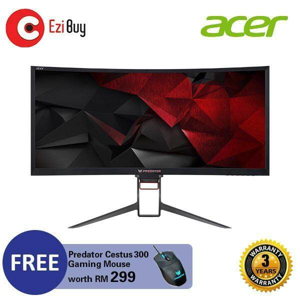 Acer Predator Z35P 35 VA Gaming Monitor *FREE Predator Gaming Mouse Malaysia