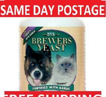 Vitamin Bulu - Brewer Yeast ( Cats & Dogs ) By Jmaster Store.