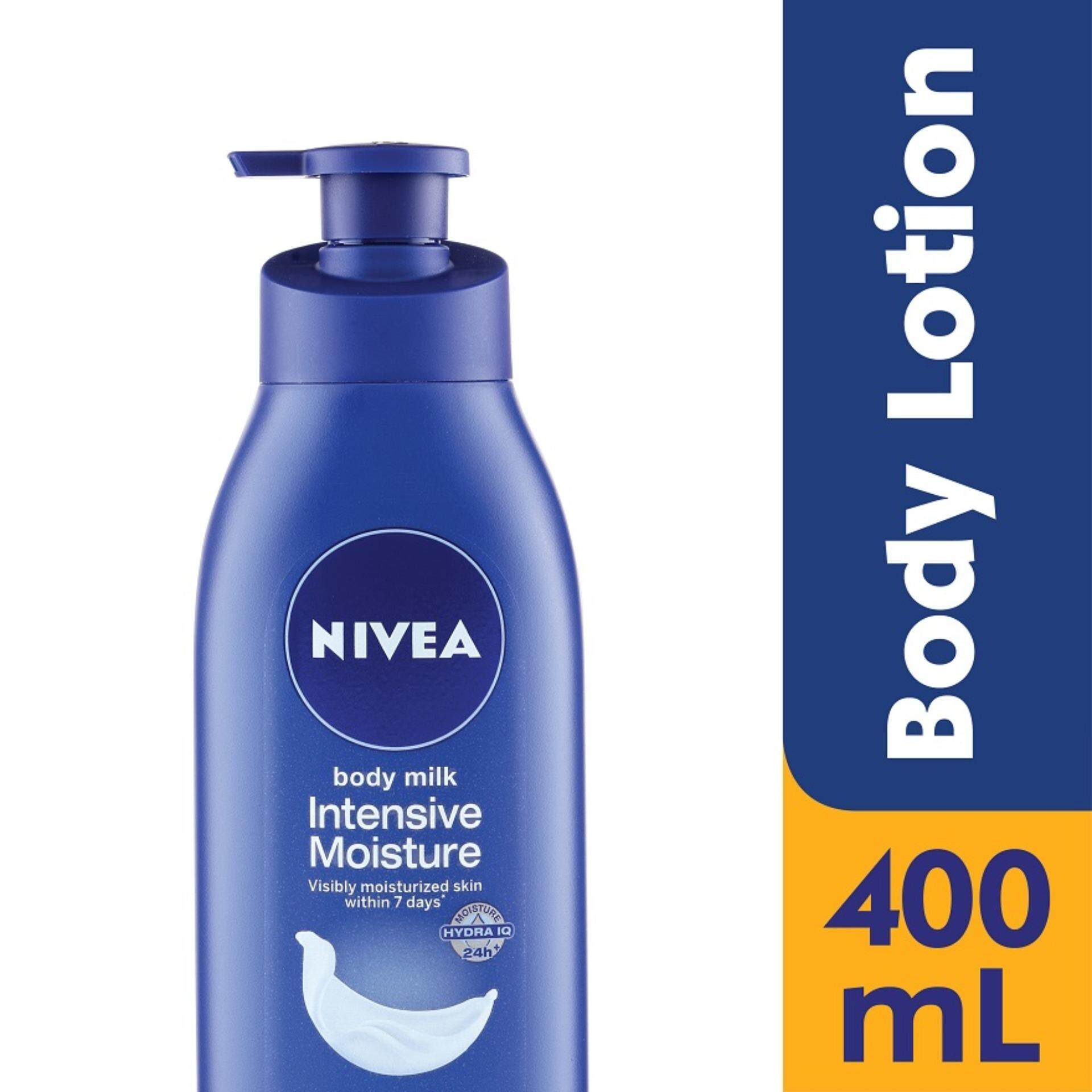 Nivea Products For The Best Price In Malaysia Whitening Sun Lotion Intensive Moisture Body Milk 400ml