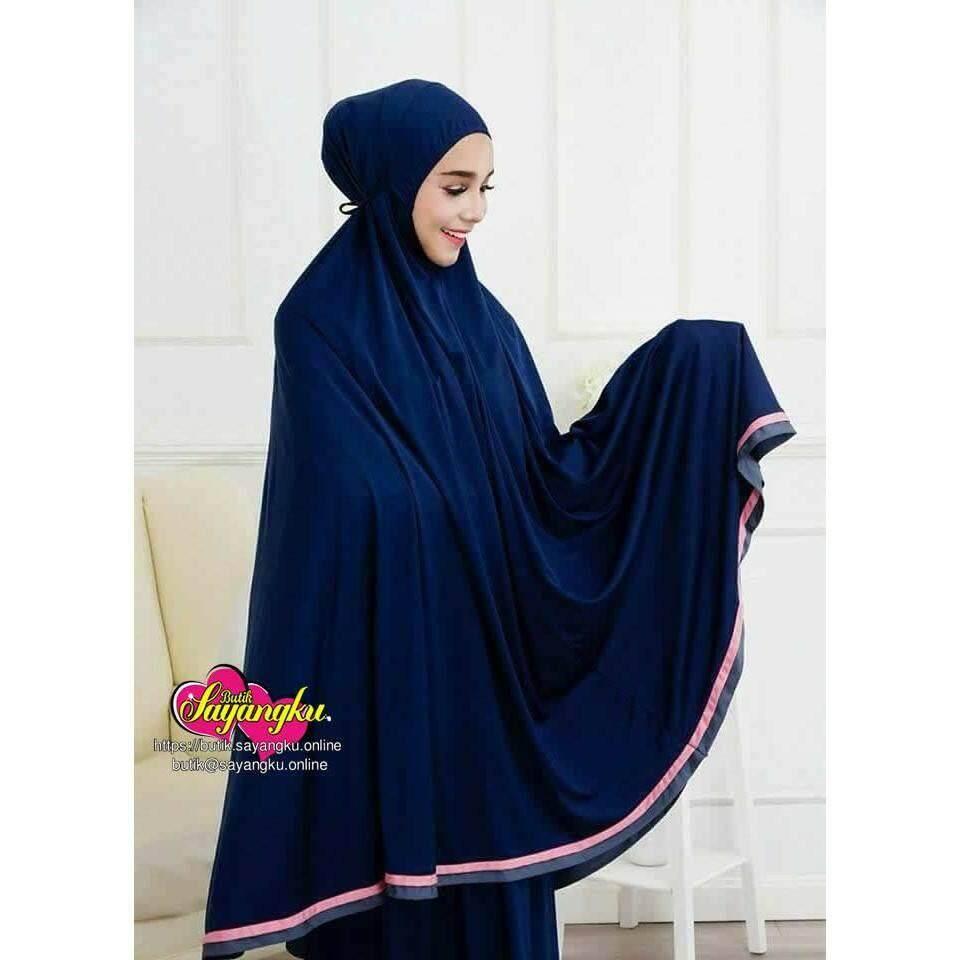 (ready Stok)telekung Arafah Lace Dewasa By Nur Iman Marketing.