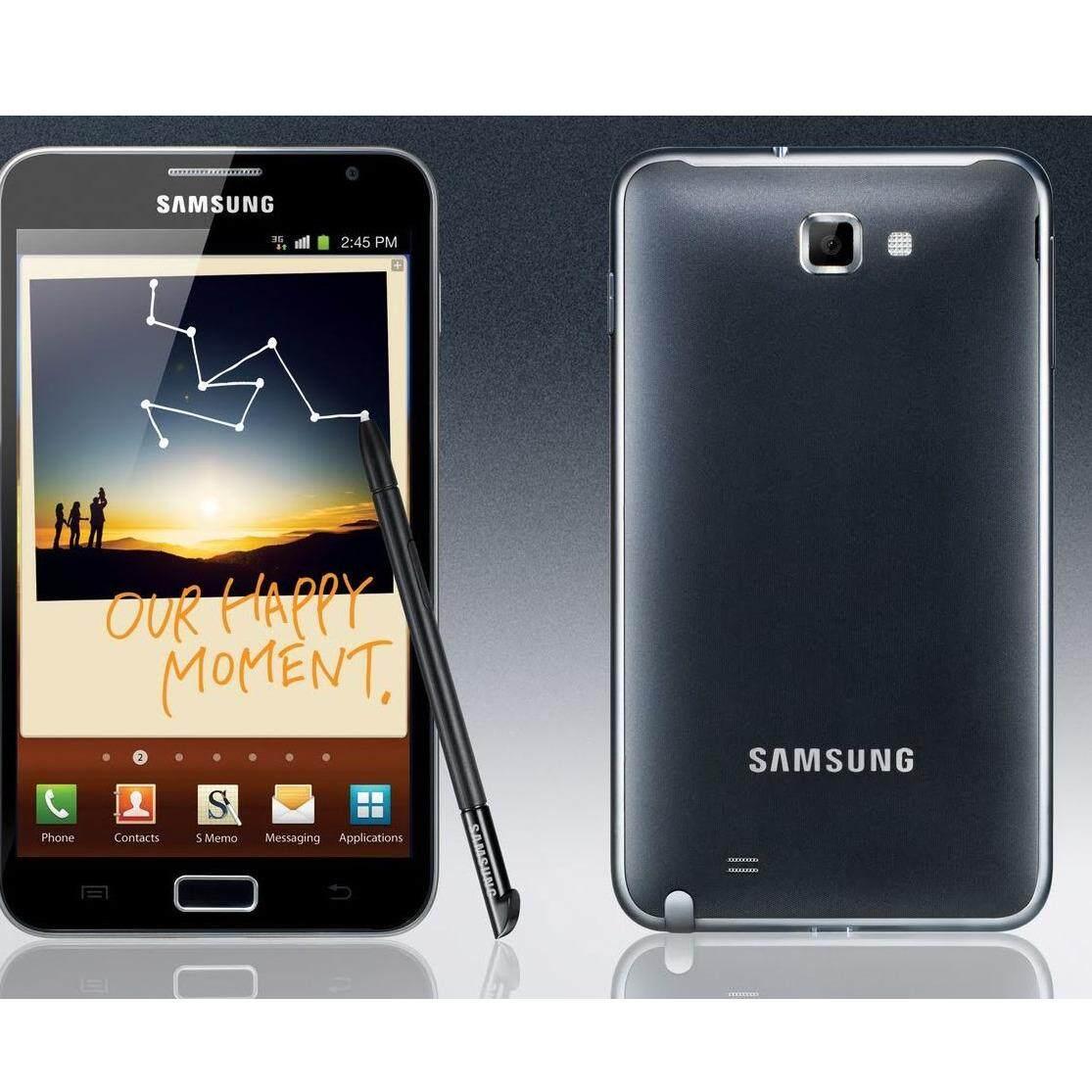 (Refurbished) Samsung Galaxy Note N7000 16GB - Black