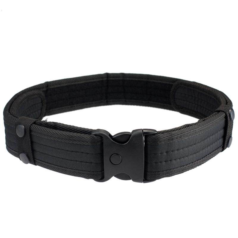 Black Outdoor Sports Nylon Black Hawk Camouflage Belt By Yoyonow.