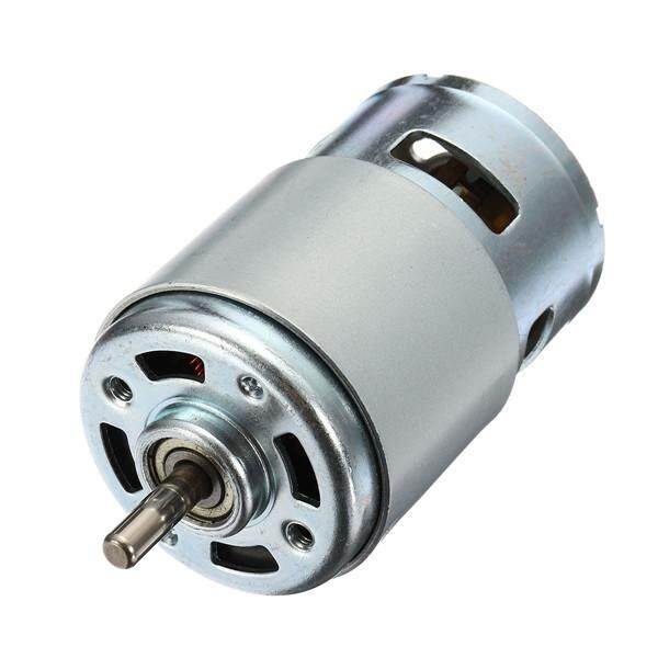New High-power 775 DC Large torque Motor Ball Bearing Tools 12V -36V Low Noise