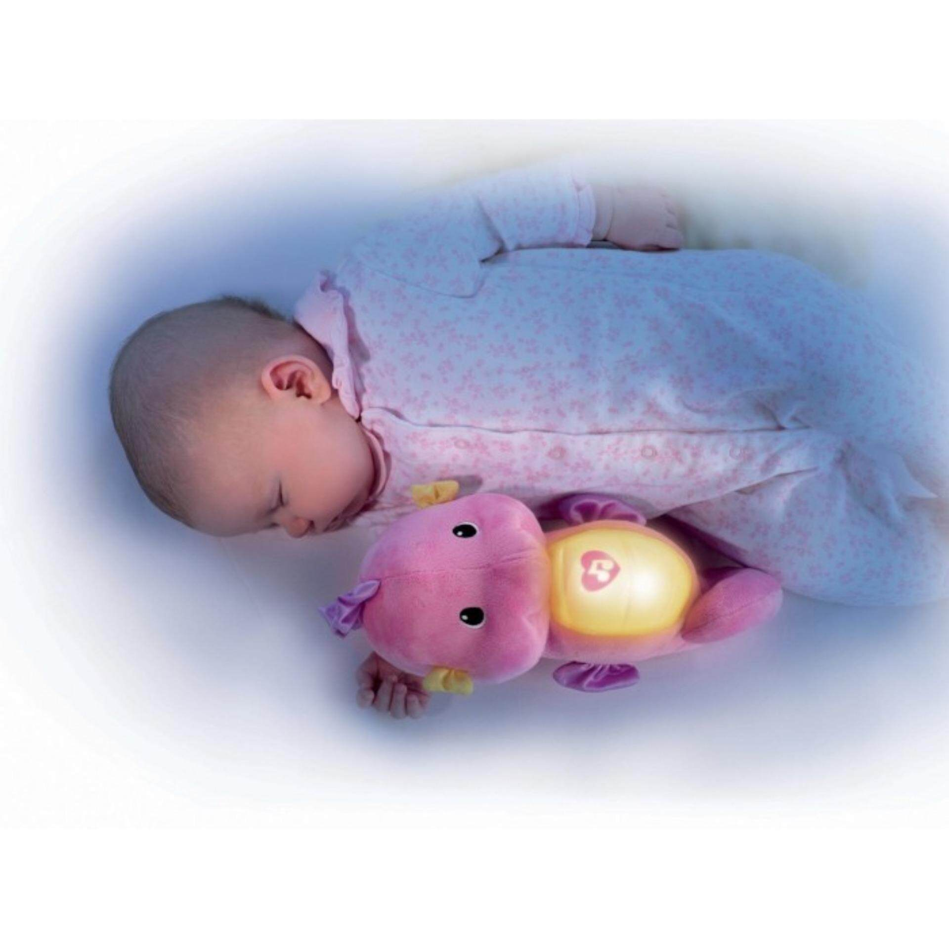 Fisher-Price Soothe And Glow Seahorse, Pink By Little Baby Shop My.