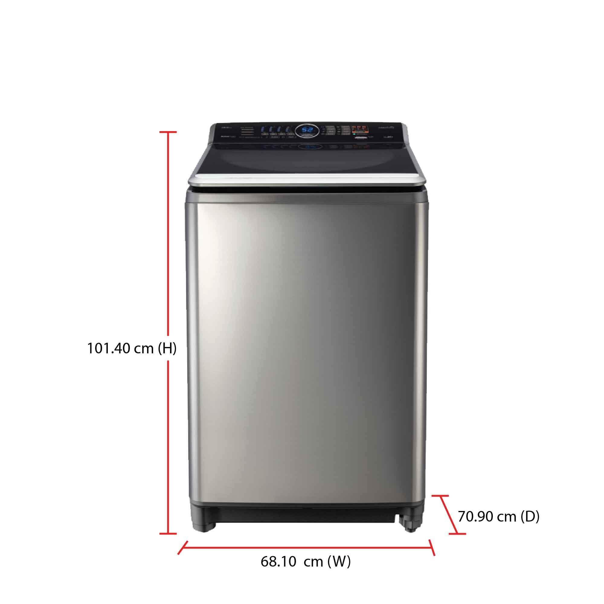 Panasonic ECONAVI Washing Machine NA-F115X4 (11.5kg) 2018 New Model