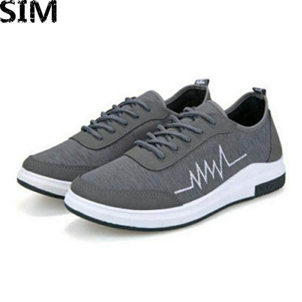 266a9ee28 SIM New Men's Fashion Sneakers Casual Sports Athletic Running Shoes Sport Shoes  Sneakers