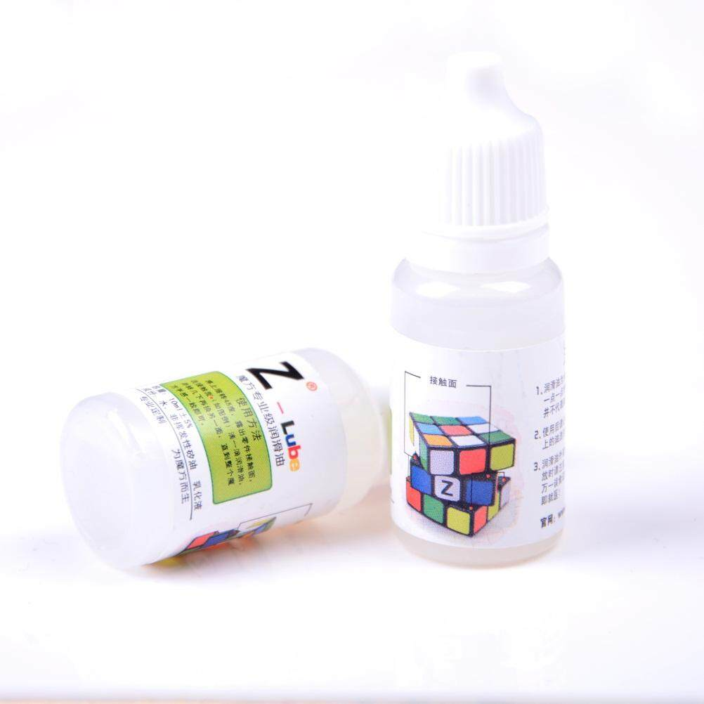 Rubiks Magic Square Cube Smooth Lubricating Oil Silicone Lubricants